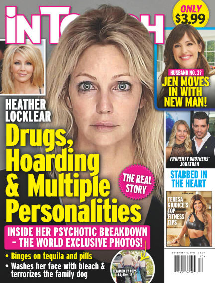 InTouch (US) November 29, 2018 00:00