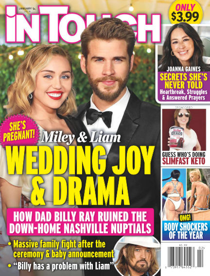 InTouch (US) January 04, 2019 00:00