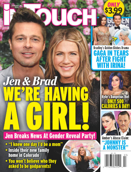 InTouch (US) January 11, 2019 00:00