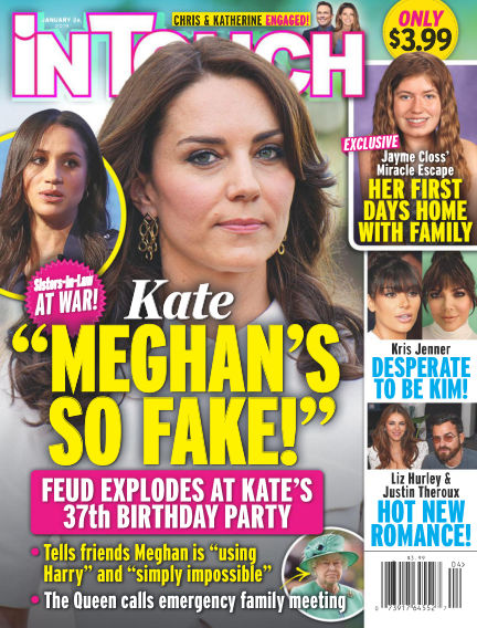 InTouch (US) January 18, 2019 00:00