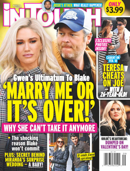 InTouch (US) February 22, 2019 00:00