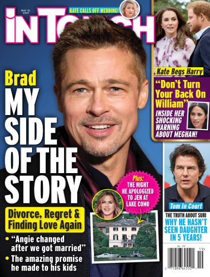InTouch (US) May 03, 2019 00:00