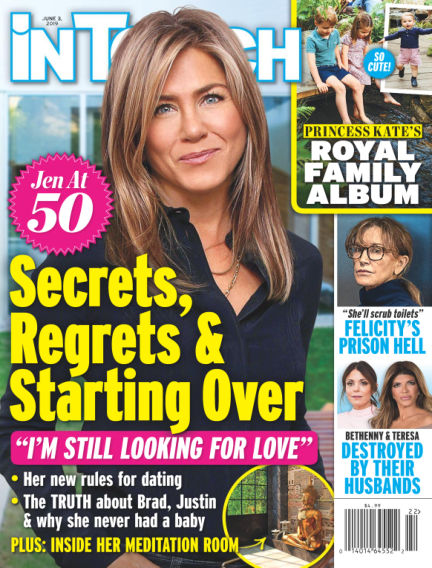 InTouch (US) May 24, 2019 00:00