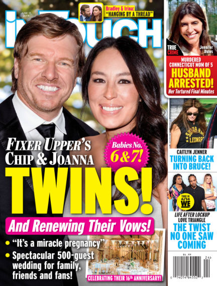 InTouch (US) June 07, 2019 00:00