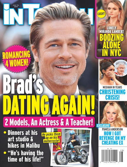 InTouch (US) July 05, 2019 00:00