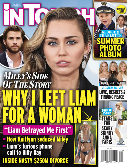 InTouch (US) August 16, 2019 00:00