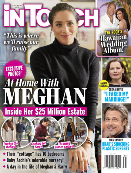 InTouch (US) August 23, 2019 00:00