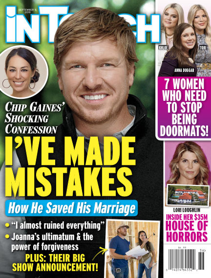 InTouch (US) August 30, 2019 00:00