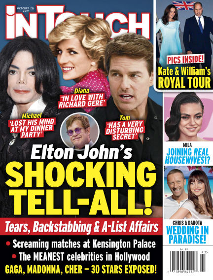 InTouch (US) October 18, 2019 00:00