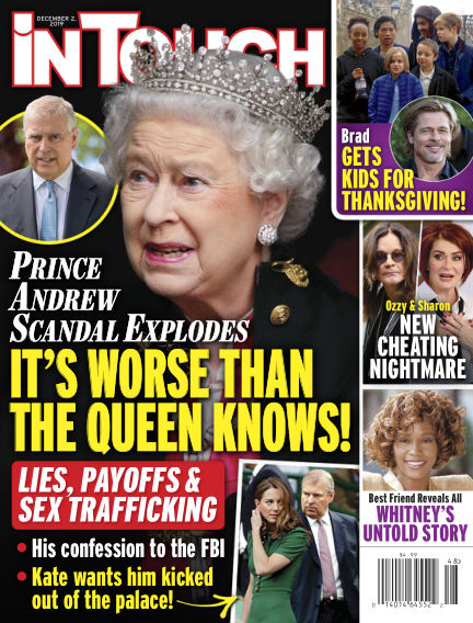 InTouch (US) November 22, 2019 00:00