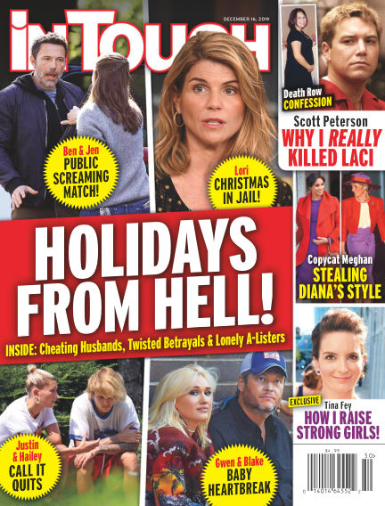 InTouch (US) December 06, 2019 00:00