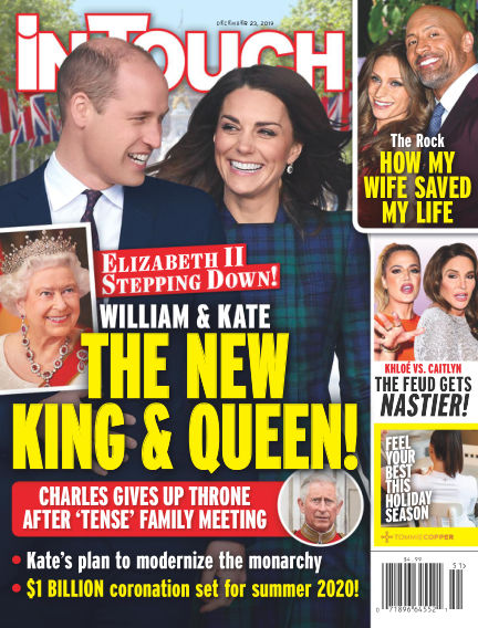 InTouch (US) December 13, 2019 00:00