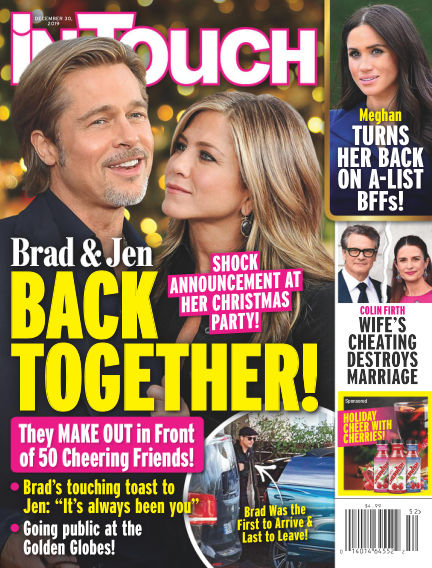 InTouch (US) December 20, 2019 00:00