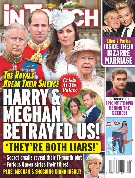 InTouch (US) January 17, 2020 00:00