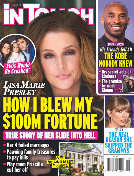 InTouch (US) January 31, 2020 00:00