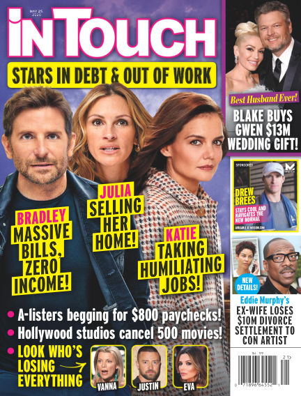 InTouch (US) May 15, 2020 00:00