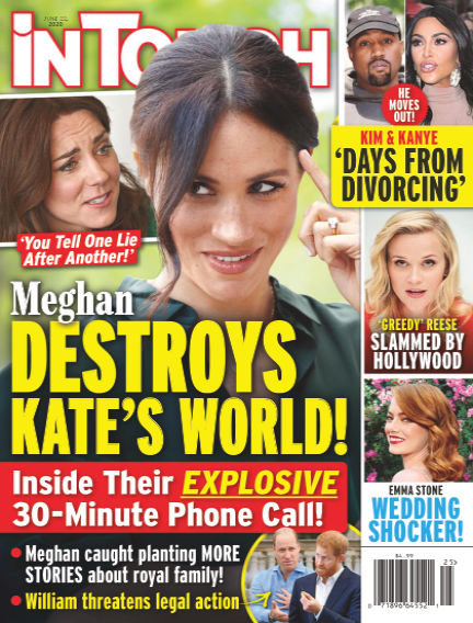 InTouch (US) June 12, 2020 00:00