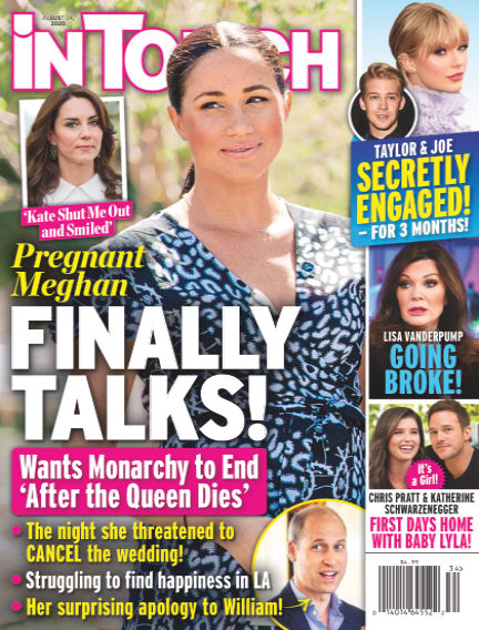 InTouch (US) August 14, 2020 00:00