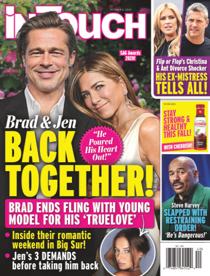 InTouch (US) September 25, 2020 00:00