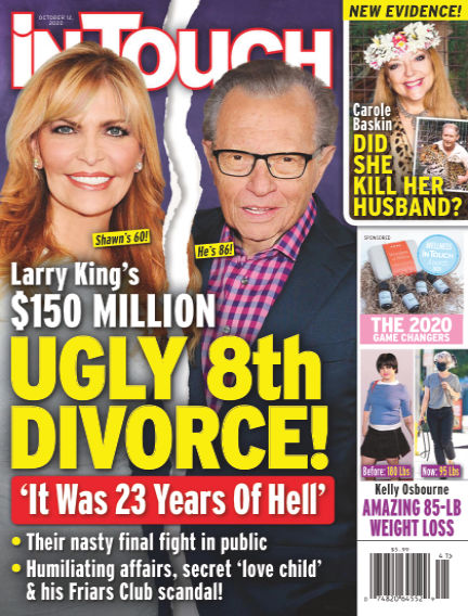 InTouch (US) October 02, 2020 00:00