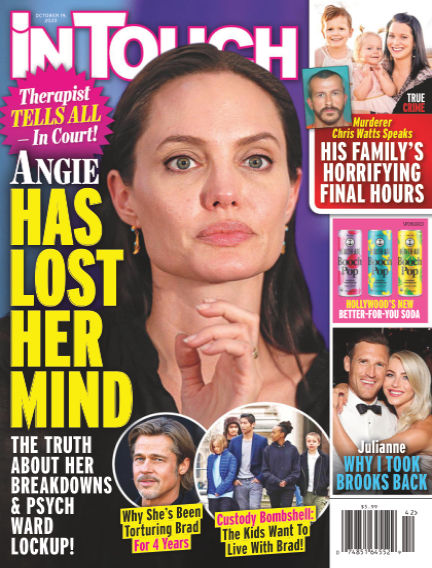 InTouch (US) October 09, 2020 00:00