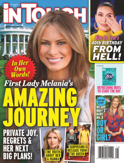 InTouch (US) October 30, 2020 00:00