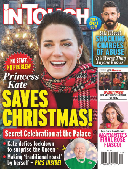 InTouch (US) December 18, 2020 00:00