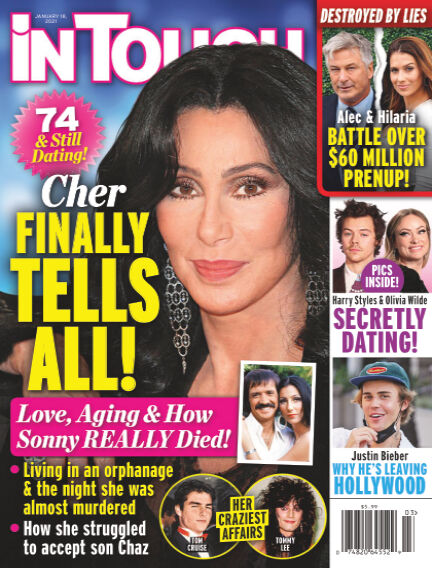 InTouch (US) January 08, 2021 00:00