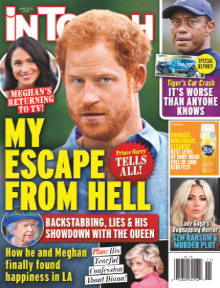 InTouch (US) 15th March 2021