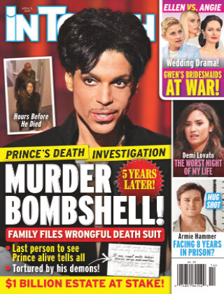 InTouch (US) April 5th 2021