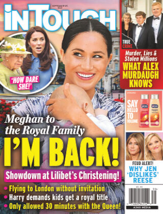 InTouch (US) 27-Sep-21