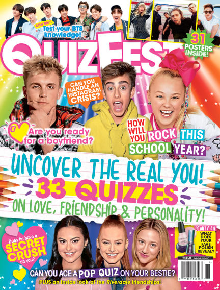 Quizfest August 15, 2018 00:00