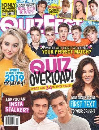 Quizfest Feb 2019