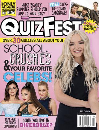Quizfest Nov 2019