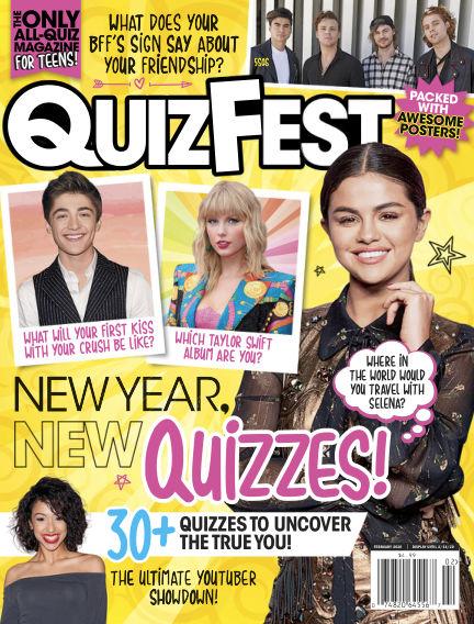 Quizfest November 15, 2019 00:00