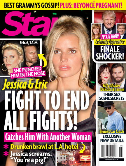 Star (US) February 13, 2015 00:00