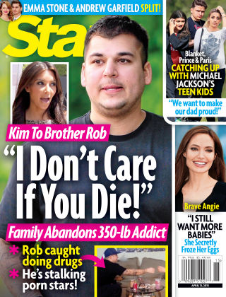 Star (US) Issue 15, 2015