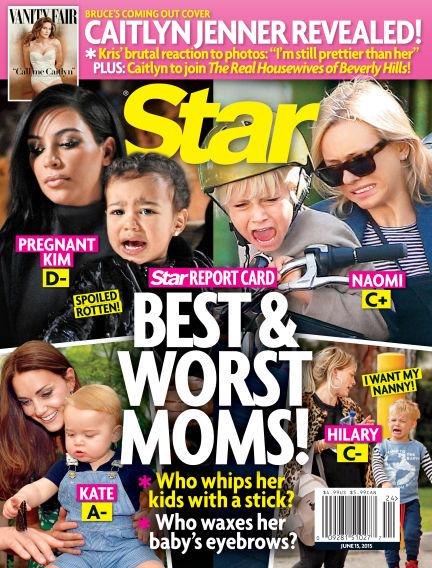 Star (US) June 05, 2015 00:00