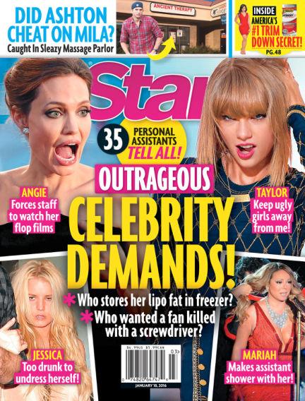 Star (US) January 08, 2016 00:00