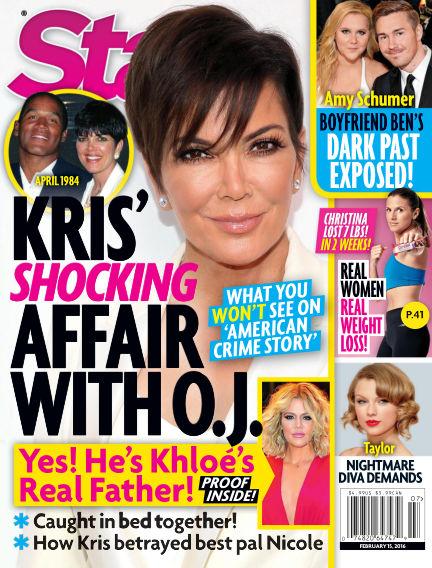 Star (US) February 05, 2016 00:00