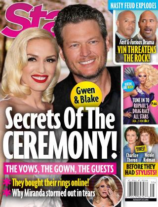 Star (US) Aug 29 2016