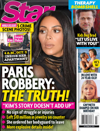 Star Oct 24 2016