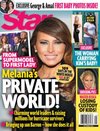 Star Oct 9 2017