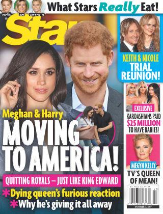 Star Oct 16 2017