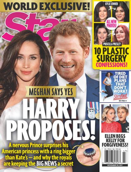 Star (US) November 10, 2017 00:00