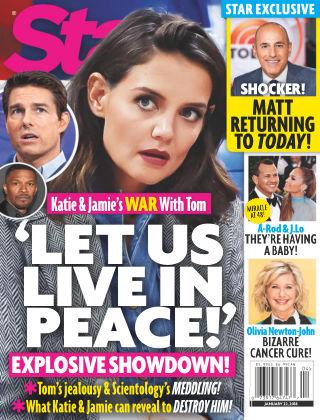 Star (US) Jan 22 2018