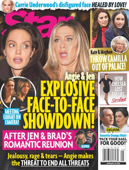 Star (US) January 19, 2018 00:00