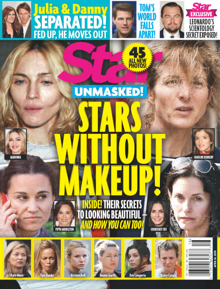 Star (US) April 06, 2018 00:00