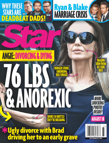 Star (US) August 31, 2018 00:00