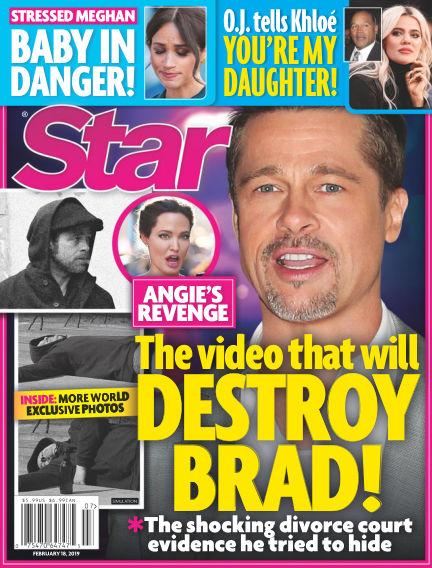 Star (US) February 08, 2019 00:00